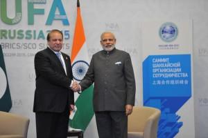 PM Modi - Nawaz Talks