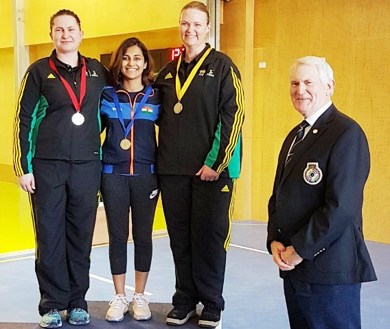 Commonwealth Shooting Championships: Heena Sidhu shoots gold, Deepak clinches bronze
